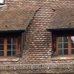Окна с плоской крышей