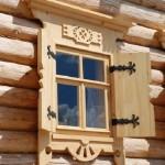 Деревянные окна из сосны цены