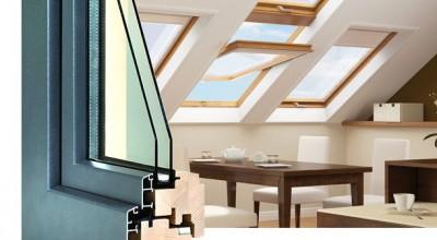 Деревянно алюминиевые окна