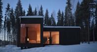 Скандинавские деревянные окна