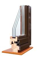 Деревянные окна средней ценовой категории