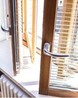 Мнения потребителей о деревянно алюминиевых окнах