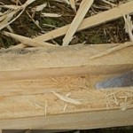 Изготовление обсадной коробки