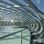 Алюминиевый профиль в конструкциях из стекла