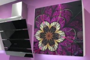 Стеклянные картины на стену