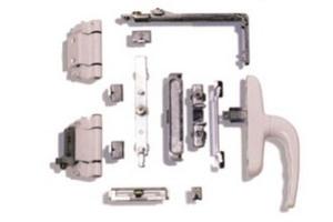 Поворотные откидные планки для алюминиевой фурнитуры