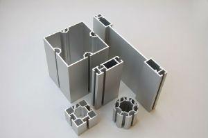 Алюминиевый профиль, применяемый в строительстве