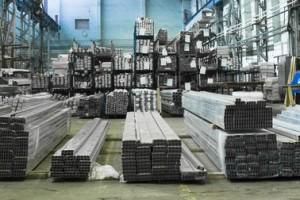 Предприятие по производству алюминиевых профилей