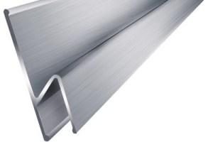 h-образный алюминиевый профиль