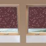Шторы на мансардные окна Fakro