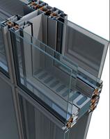 Фасадный профиль Alumil M5