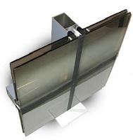 Фасадный алюминиевый профиль AGS 150 CO