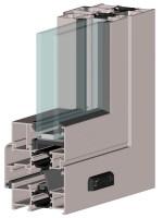 Алюминиевый профиль ALT W62