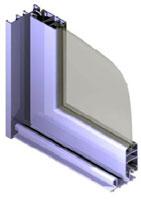 Алюминиевый профиль MB-23P