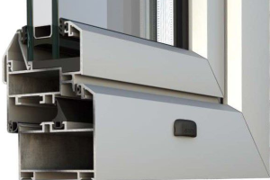 Оконно-дверной профиль Alumil 15000