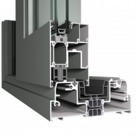 Профиль Reynaers CP 155  для раздвижных конструкций