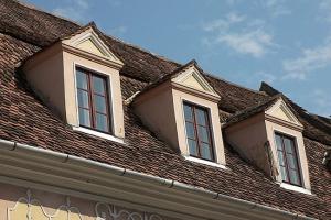 Вертикальные мансардные окна