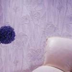 Фиолетовые стеклообои