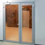 Двери входные со стеклом цена