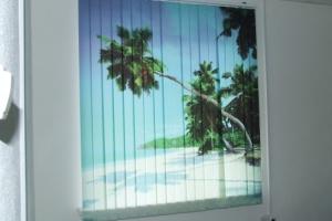Тропические фотожалюзи