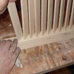 Сборка деревянных жалюзи своими руками