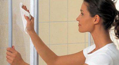 . Как правильно мыть окна