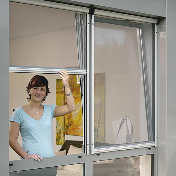 Как сделать москитную сетку на окно