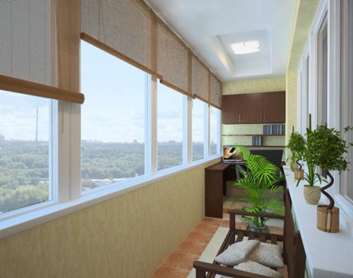 Какие жалюзи лучше на балкон
