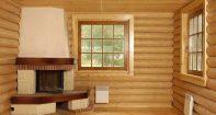 Откосы для окон в деревянном доме