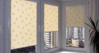 Жалюзи-шторы на пластиковые окна
