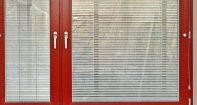 Окна со встроенными жалюзи