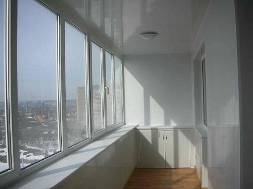 Алюминиевые или пластиковые окна