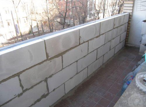 Ремонт маленького балкона