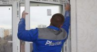 Как снять пластиковое окно