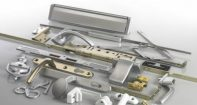 выбор фурнитуры для алюминиевого профиля