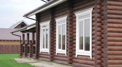 Высота окна в частном доме
