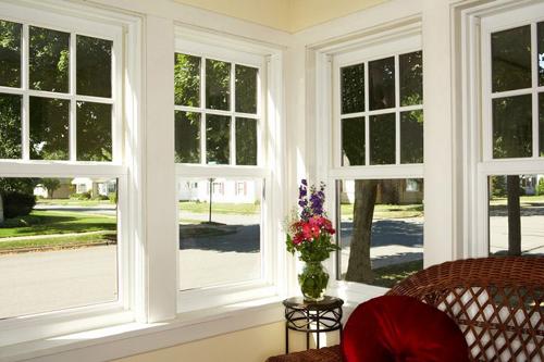Расстояние от окна до потолка в частном доме