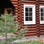 Обналичка окон в деревянном доме -m1