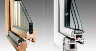 Какие окна лучше, пластиковые или деревянные