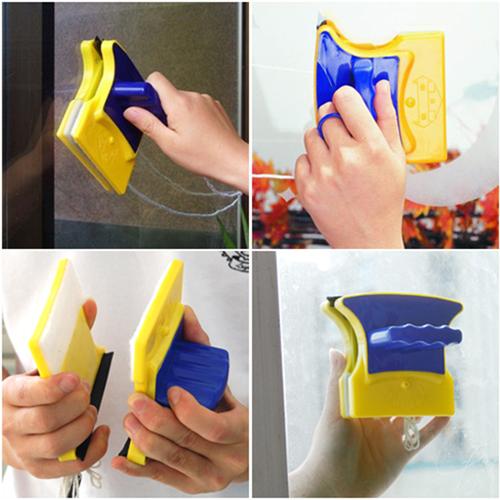 Устройство для мытья окон с двух сторон