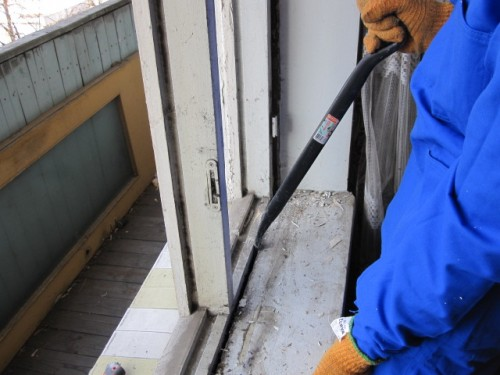 Замена подоконника пластикового окна своими руками