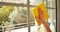 Как отмыть окна после ремонта