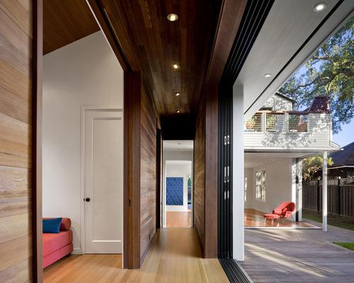 Панорамные стеклянные двери