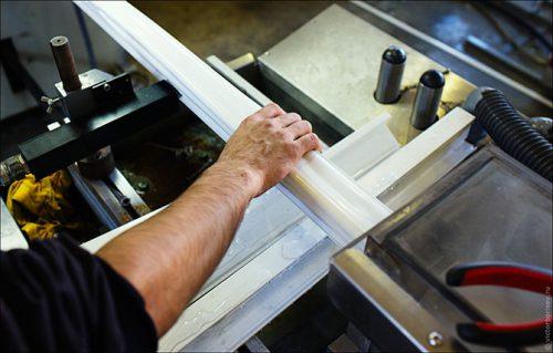 Как сделать окно из ПВХ