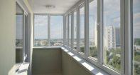 Ремонт балкона в панельном доме своими руками