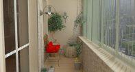 Сад на балконе или лоджии