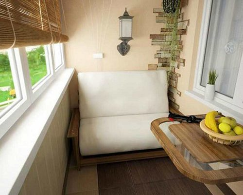 Как из балкона сделать комнату