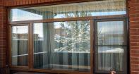Стандартные трехстворчатые окна