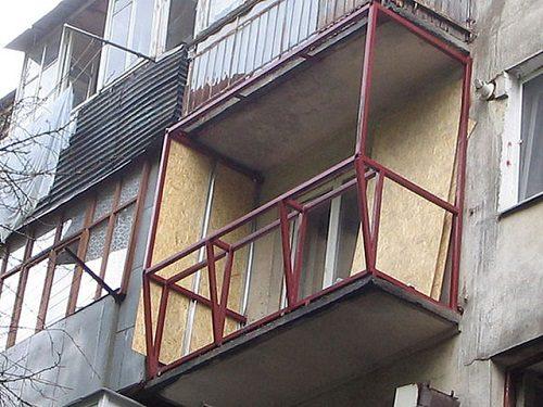 Как правильно установить остекление балкона