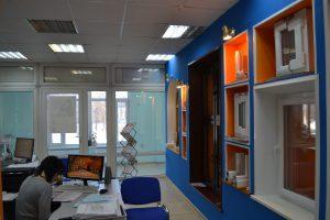 Офис компании Калева в Одинцово
